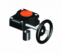 Механический редуктор для шаровых кранов PRO GEAR X-61, фото 1