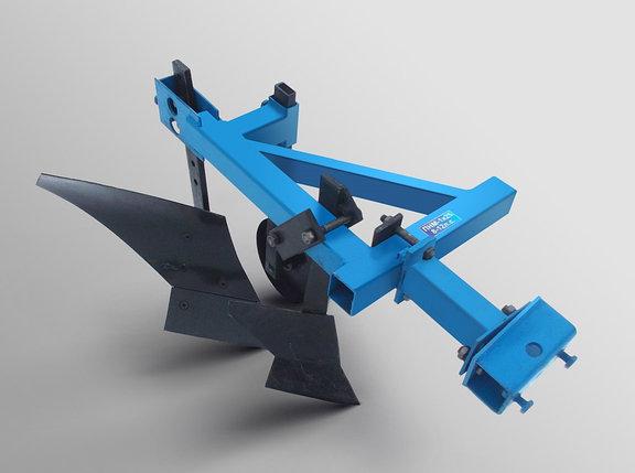 Плуг с предплужником и опорным колесом ТМ АРА для тяжелых мотоблоков , фото 2