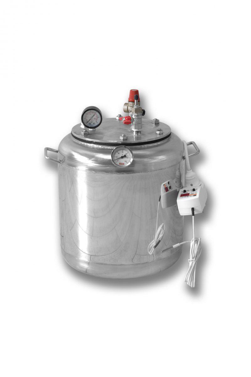 Автоклав электрический Бук А8 electro (8 банок по 0,5 л)