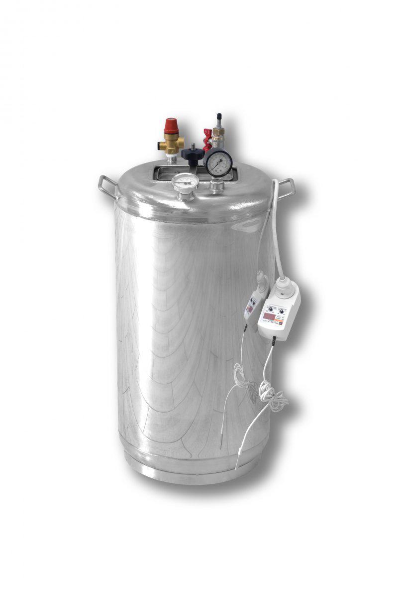 Автоклав электрический Гуд 32-electro (универсальный, 32 банки 0,5 л)