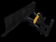 Отвал ОТ-180 Володар с гидроцилиндром для минитрактора