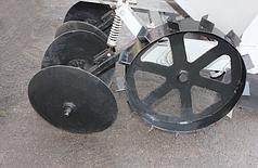 Картофелесажалка двухрядная ТМ ШИП тракторная с сидением (160 л)