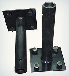 Полуось Zirka 135 (кованная шестигранная труба, диаметр 32 мм, длина 200 мм)
