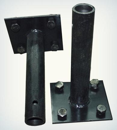 Полуось Премиум для большого прицепа (диаметр 28 мм, длина 114 мм, фото 2