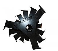 Фреза секционная на шестигранник 32мм (5 секций) Премиум Гусиные лапки