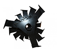 Фреза секционная на шестигранник 32мм (5 секций) Премиум Гусиные лапки, фото 2