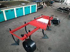 Культиватор тракторный сплошной обработки Ярило STARmet 2.0 (ширина обработки 1.7 м)