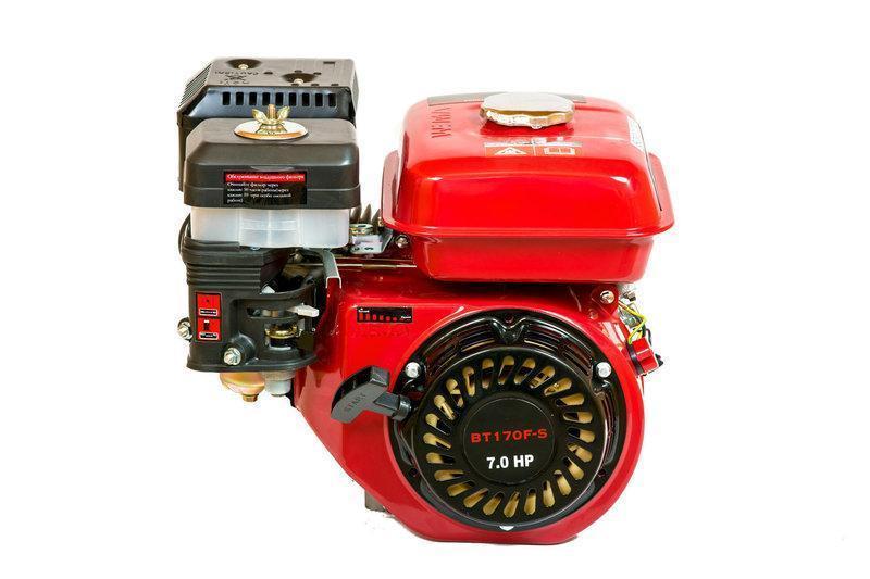 Двигатель бензиновый Weima WM170F-T/20