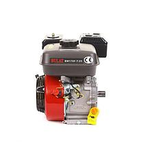 Двигатель бензиновый BULAT BW170F-T/25 (для BT1100) (шлицы 25 мм, 7 л.с.) (Weima 170), фото 2