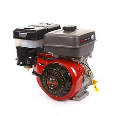 Двигатель бензиновый BULAT BW177F-Т (вал 25 мм, шлицы, 9 л.с.) (Weima 177)