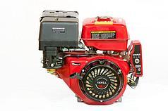 Двигатель бензиновый BULAT  BW190F-S, 16,0л.с. , вал шпонка 25мм, oil bath filter