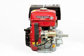 Двигатель бензиновый BULAT  BW190F-S, 16,0л.с. , вал шпонка 25мм, oil bath filter, фото 2