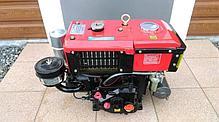 Двигатель Булат R180NЕ (дизель, 8 л.с., электростартер, водяное охлаждение) , фото 3