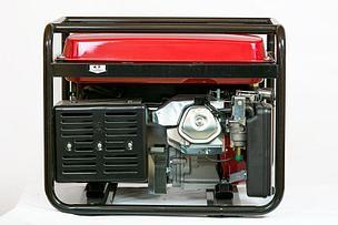 Генератор бензиновый WEIMA WM5500Е (5,5 кВт, электростартер, 1фаза), фото 2