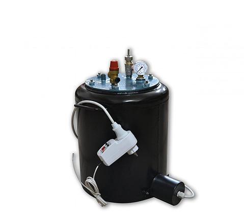 Автоклав бытовой электрический УТех16 electro Бук (16 банок по 0,5 л, универсальный), фото 2