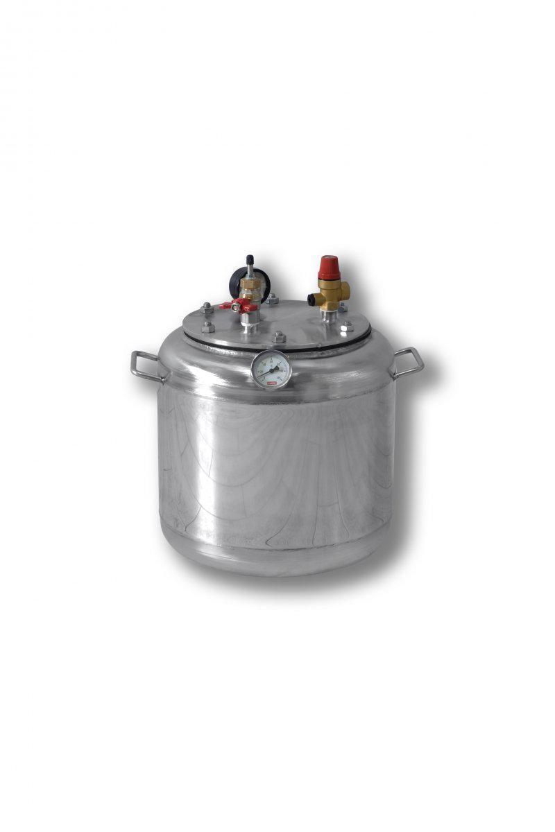 Автоклав бытовой газовый А16 Бук (16 банок по 0,5 л, нержавейка)