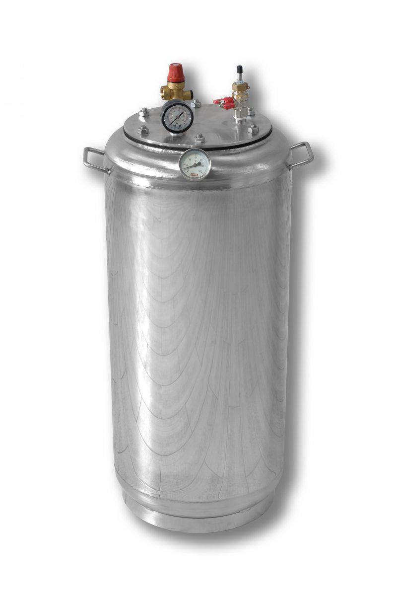 Автоклав газовый Бук А40 (40 банок по 0,5 л)