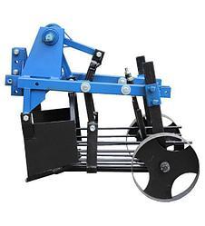 Картофелекопатель грохотный механический Z61 Премиум (двухэксцентриковая для водянок и мототрактора)