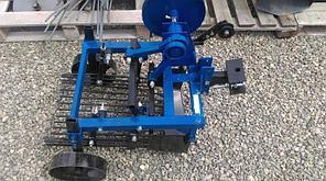 Картофелекопатель грохотный механический Z61 Премиум (двухэксцентриковая для водянок и мототрактора) , фото 2