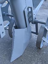Картофелесажалка ТМ Ярило (цепная, 30л., с бункером для удобрения и с транспорт. колесами) , фото 2