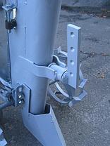 Картофелесажалка ТМ Ярило (цепная, 30л., с бункером для удобрения и с транспорт. колесами) , фото 3