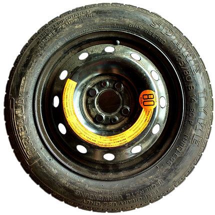 Колесо (докатка) R14 135/80 под жигулевскую ступицу , фото 2