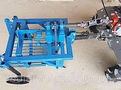 Картофелекопатель механизированный КМ-3 для КПП 1100-6 (привод-ВОМ (кардан) (захват 400мм, размер 950х790х800м
