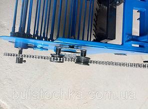 Картофелекопатель механизированный КРТ-1 (КРОТ) транспортерная, фото 2