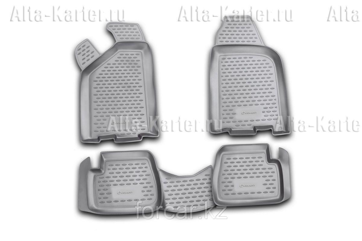 Коврики для салона Lada (ВАЗ) 2114 2001-2012