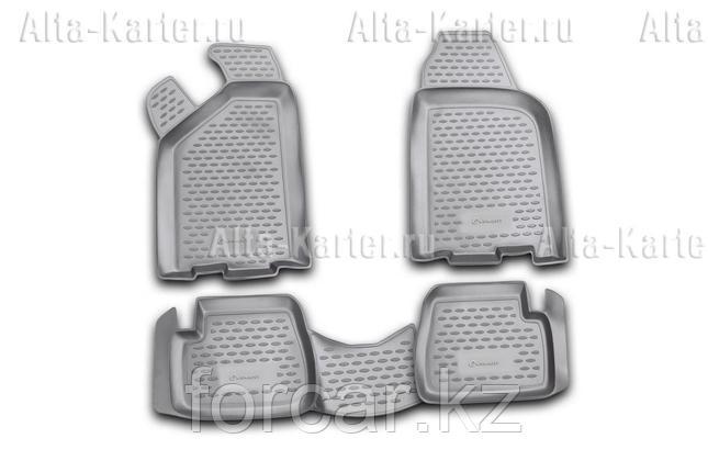 Коврики для салона Lada (ВАЗ) 2114 2001-2012, фото 2