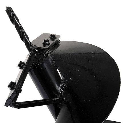 Шнек к мотобуру 200x1000 со сменными лезвиями, фото 2