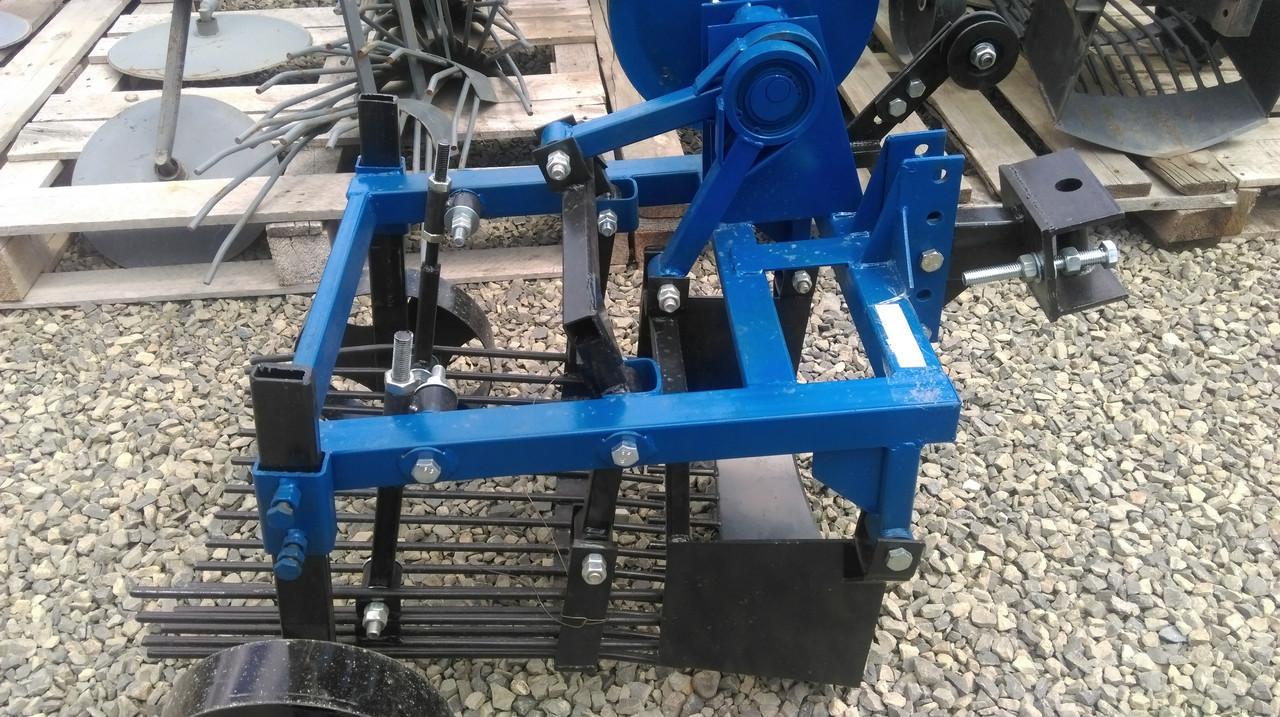 Картофелекопатель грохотный механический Z61 Премиум(одноэксцентриковая для водянок и мототрактора)