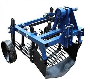 Картофелекопатель грохотный механический Z61 Премиум(одноэксцентриковая для водянок и мототрактора), фото 2