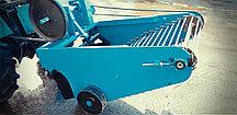Картофелекопалка транспортерная с активным ножом Премиум (для мототракторов и тяжелых мотоблоков), фото 3
