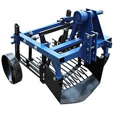 Картофелекопатель грохотный механический Z61 Премиум(двухэксцентриковая для водянок и мототрактора)