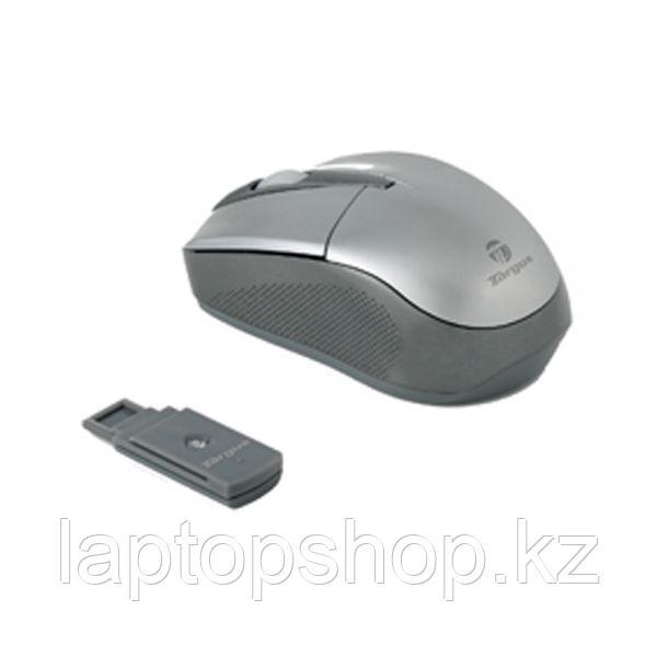 Мышь беспроводная Mouse Targus AMW1603EU Wireless Notebook Silver