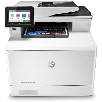 МФУ HP Color LaserJet Pro M479fdn A4, фото 2