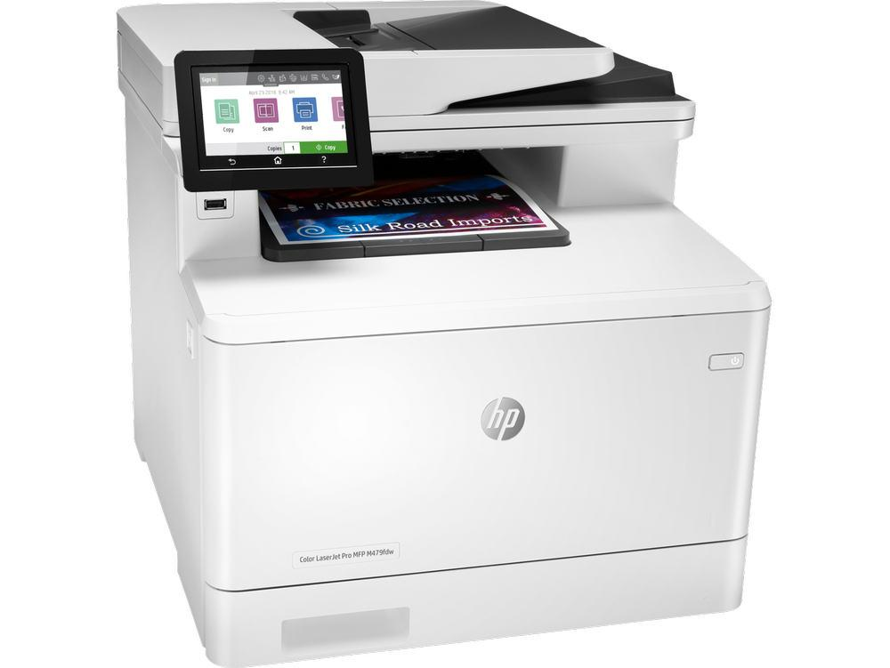 МФУ HP Color LaserJet Pro M479fdw A4
