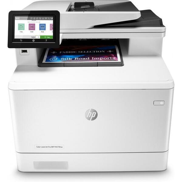 МФУ HP Color LaserJet Pro M479fnw A4