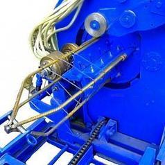 Установка для навивки каркасов забивных свай МСС-02