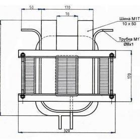 Трансформатор ТВК-35.2 для контактной сварки, фото 2