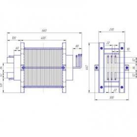 Трансформатор ТВК-110 для контактной сварки, фото 2