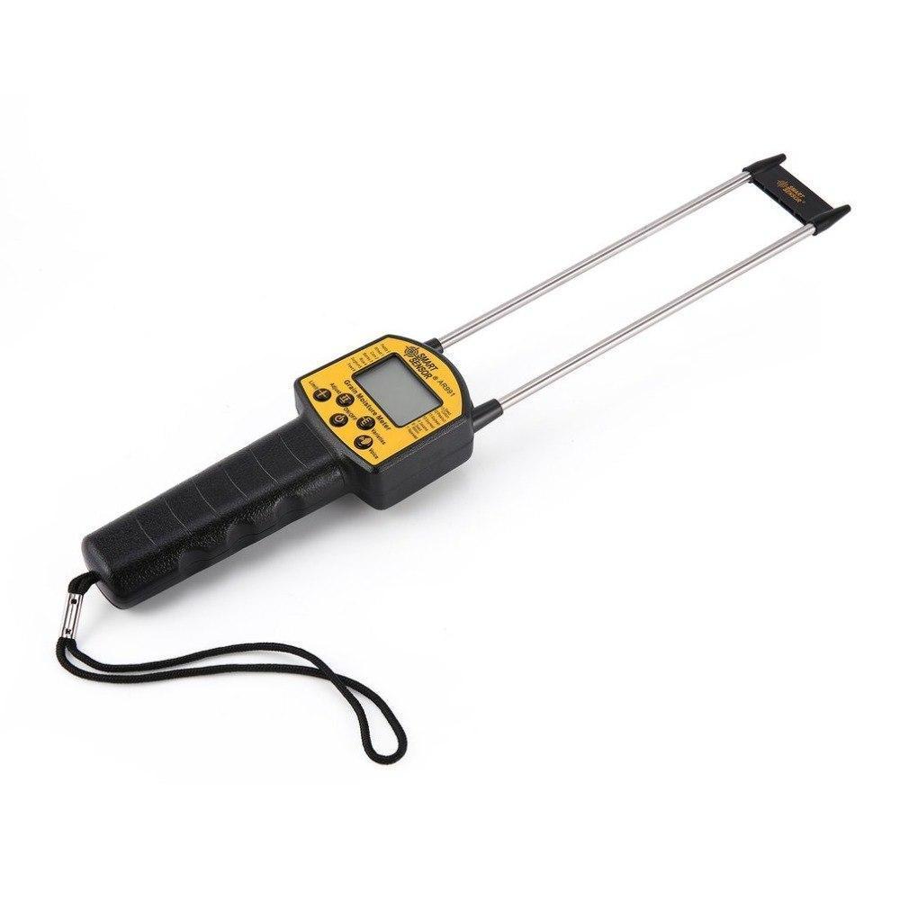 Измеритель влажности, влагомер зерна Smart Senser AR991