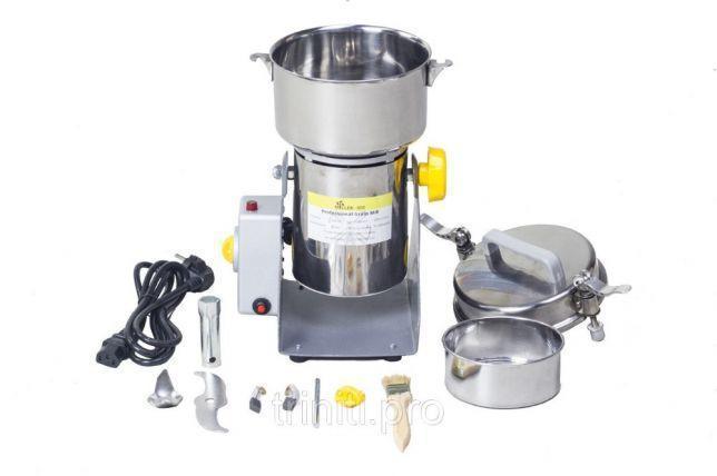 Мукомолка,мельница для муки,зерна,специй,кофе MILLER-350, фото 2