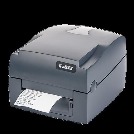 Настольный принтер этикеток Godex G500, фото 2
