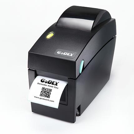 Настольный принтер этикеток Godex DT2x, фото 2