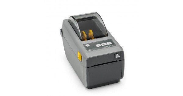 Настольный принтер этикеток Zebra ZD410, фото 2