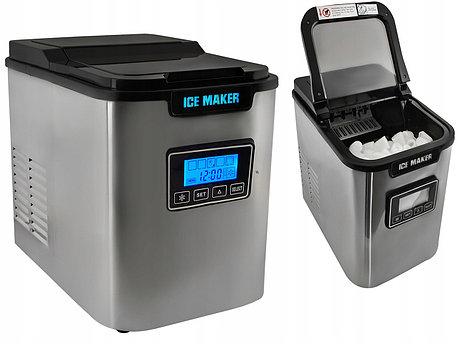 Льдогенератор MALATEC K5536 аппарат для производства льда , фото 2
