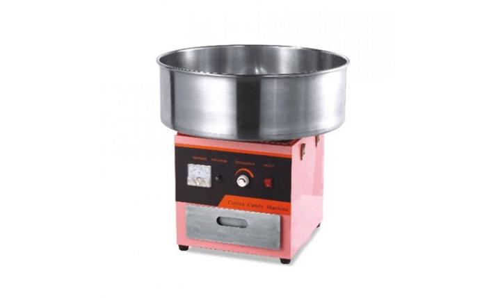 Аппарат для сладкой ваты GoodFood CFM52, фото 2