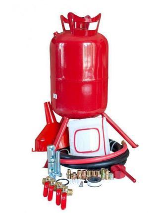 Передвижной пескоструйный аппарат 19 литров, фото 2